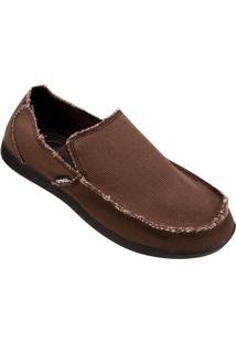 Sapato Crocs Santa Cruz Loafer - Masculino