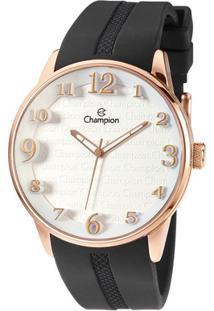 144817cfe77 Netshoes. Relógio Magnum Champion Masculino Analógico ...