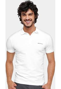 Camisa Polo Lacoste Piquet Croco Masculina - Masculino