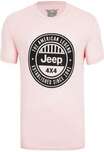 Camiseta Jeep American Legend 4X4 - Masculino