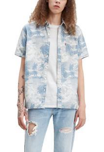 Camisa Levis Sunset One Pocket - M