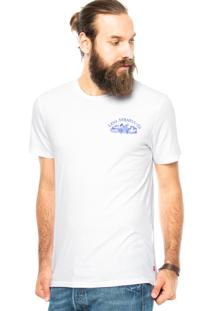 Camiseta Levis Reta Branca