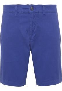 Bermuda Masculina - Azul