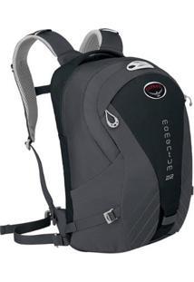 Mochila Daypack 22 Litros Osprey Momentum Para Notebook - Unissex-Cinza