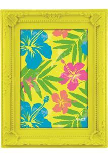 Porta Retrato Mart Neon 5540 13X18 Amarelo