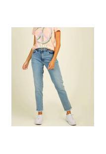 Calça Feminina Cigarrete Zune Jeans