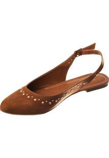Sapatilha Butique De Sapatos Estilo Chanel Caramelo