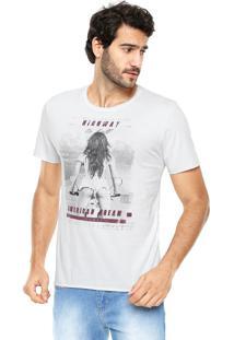 Camiseta Sommer Highway Branco