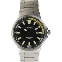 489c2568623 Relógio Orient Masculino Analógico Mbss1197A Pysx Prateado - Unico