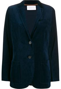 Harrys Of London Corduroy Blazer - Azul