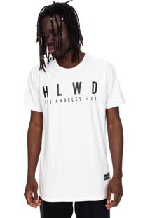 Camiseta Hollyweed Hlwd - La Branca