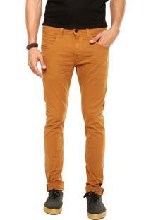 Calça Jeans Rip Curl Color Bomb Bege