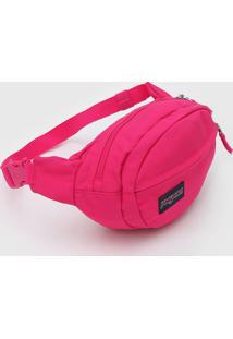 Pochete Jansport Fifht Avenue Pink