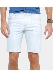 Bermuda Jeans Colcci Stone Masculina - Masculino
