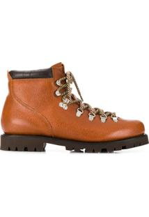 Paraboot Lace Up Ankle Boots - Marrom