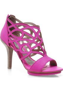 Sandalia Fem Ramarim 1127204 Pink