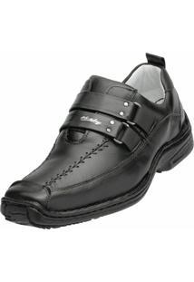 Sapato Social Alcalay Preto