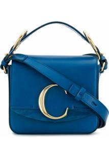Chloé Bolsa Chloé Mini - Azul