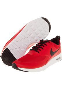 Tênis Nike Sportswear Wmns Air Max Thea Vermelho