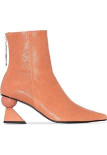 Yuul Yie Ankle Boot Amoeba - Apricot
