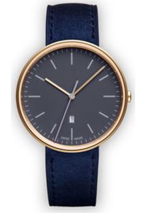 Uniform Wares Relógio 'M38 Date' - Metálico