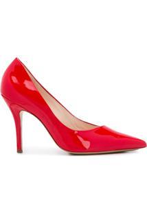 13c0761ae Sapato Vermelho Verniz feminino | Shoelover
