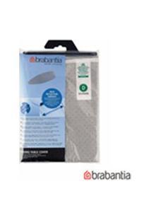 Capa Para Tabua De Passar D Em Algodao Metalizado 135X45Cm - Brabantia