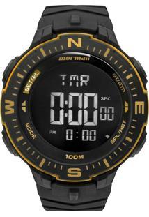 4cee146480fc2 Eclock. Relógio Tamanho Grande Digital Masculino Technos Mormaii ...