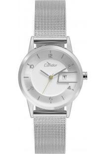 Relógio Condor Eterna Bracelete Gl10Bo/3K