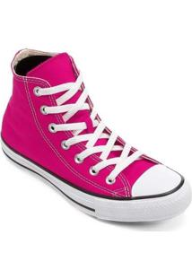Tênis Converse All Star Chuck Taylor Seasonal Hi - Feminino-Pink