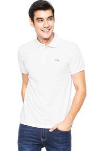 Camisa Polo Sommer Comfort Branca