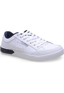 Tenis Masc Olympikus New Walk 087 Branco/Marinho