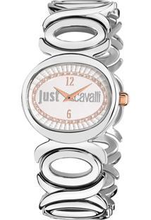 Relógio Just Cavalli Feminino Wj29038Q