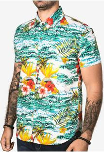 Camisa Hawaii 200376