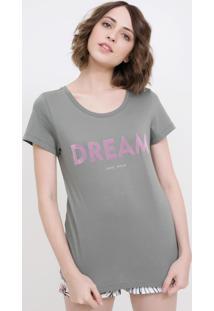 Blusa Alongada Dream Ever More