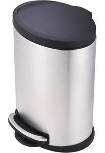 Lixeira Ônix 12L Mor - Multistock