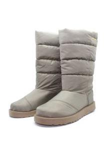 Bota Barth Shoes Snow Caqui
