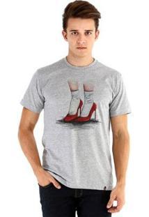 Camiseta Ouroboros Red Shoe Masculina - Masculino