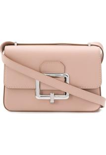 Bally Janelle Shoulder Bag - Rosa