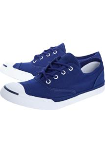 Tênis Converse Jack Purcell Cvo Azul/Nobre