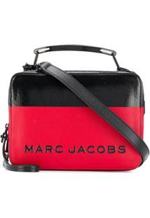 Marc Jacobs Bolsa The Dipped Mini - Vermelho