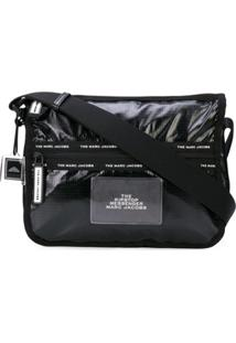 Marc Jacobs Bolsa Carteiro The Ripstop - Preto