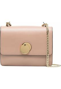 Tila March Bolsa Tiracolo Karlie Mini - Rosa