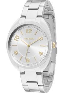Relógio Technos Dress Feminino Analógico 2035Mcg/1K - Prata