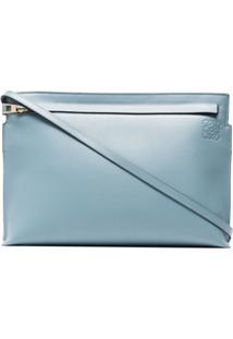 Loewe Bolsa Clutch - Azul