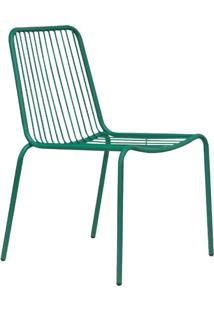 Cadeira De Jardim Grid Ii Verde