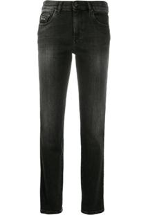 Diesel Calça Jeans Sandy - Preto