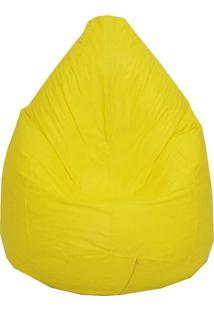 Puff Perinha Pop - Stay Puff - Amarelo