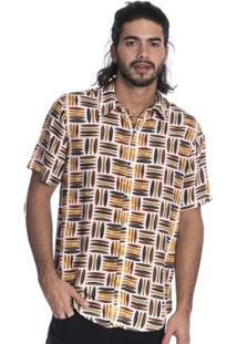 Camisa Long Island Shape Masculina - Masculino
