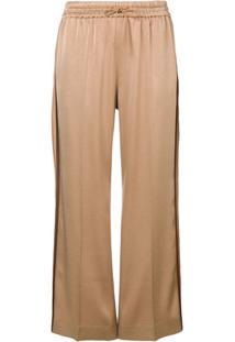 Sueundercover Calça Pantalona - Marrom